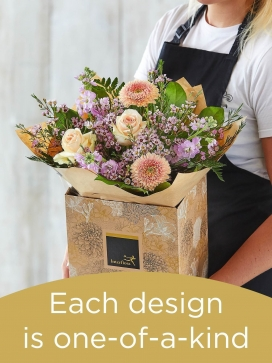 Hand-tied Bouquet £35