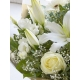 Whit Radiance Hand-tied