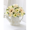Little Duckling Watering Can- Cream