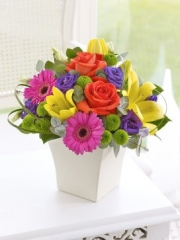 Vibrant Exquisite Arrangement